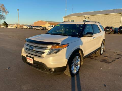 2012 Ford Explorer for sale at De Anda Auto Sales in South Sioux City NE