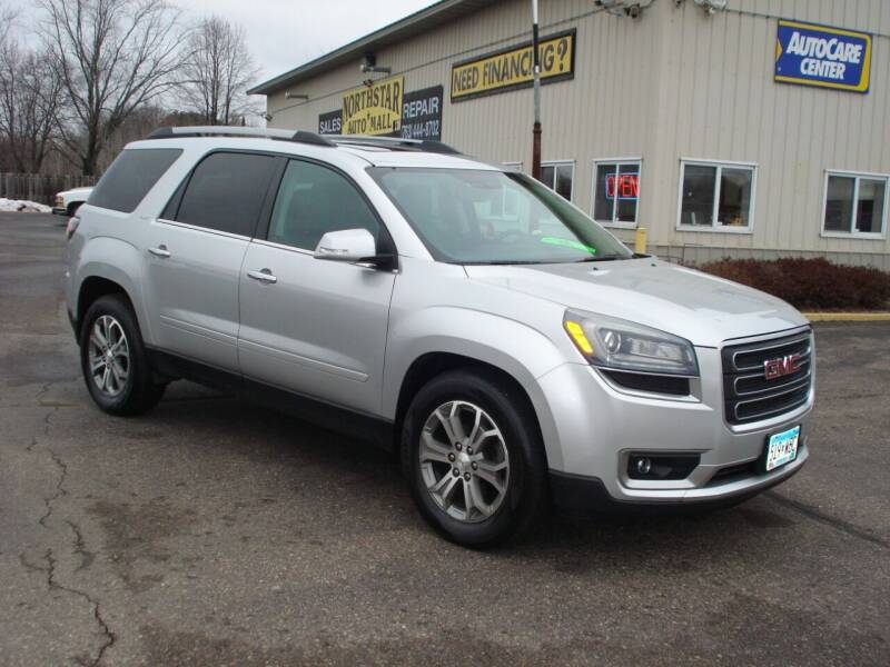 2015 GMC Acadia for sale at North Star Auto Mall in Isanti MN