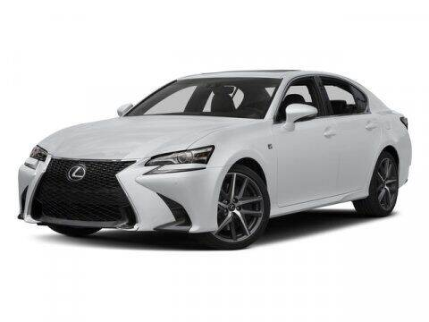 2017 Lexus GS 350 for sale at Auto Finance of Raleigh in Raleigh NC