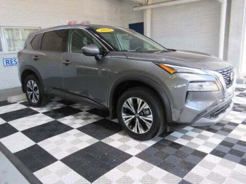 2021 Nissan Rogue for sale at McLaughlin Ford in Sumter SC