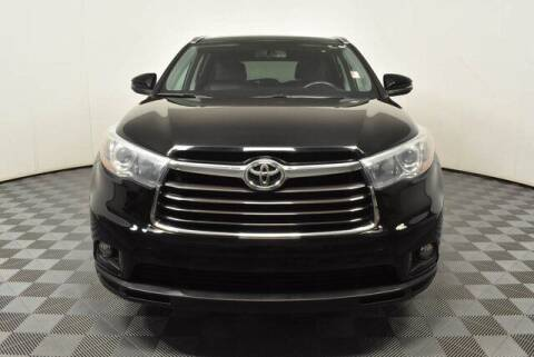 2015 Toyota Highlander for sale at Southern Auto Solutions-Jim Ellis Hyundai in Marietta GA