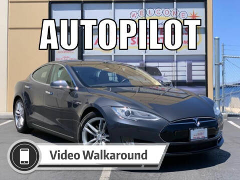 2015 Tesla Model S for sale at Las Vegas Auto Sports in Las Vegas NV