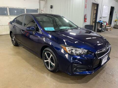 2019 Subaru Impreza for sale at Premier Auto in Sioux Falls SD