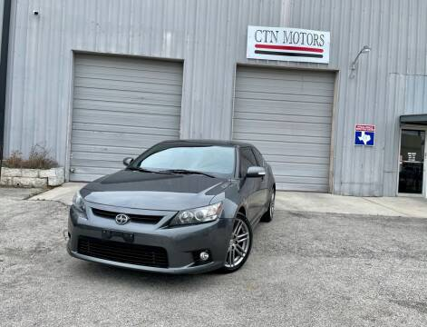 2011 Scion tC for sale at CTN MOTORS in Houston TX