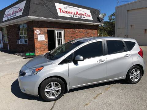 2014 Nissan Versa Note for sale at HarrogateAuto.com - tazewell auto.com in Tazewell TN