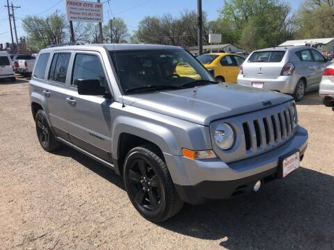 2015 Jeep Patriot for sale at Truck City Inc in Des Moines IA