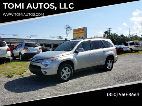 2007 Suzuki XL7 for sale at TOMI AUTOS, LLC in Panama City FL