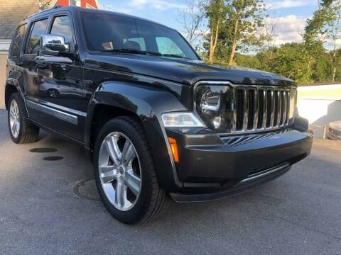 2011 Jeep Liberty for sale at Dracut's Car Connection in Methuen MA