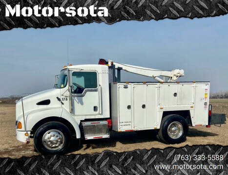 2004 Kenworth T300 for sale at Motorsota in Becker MN