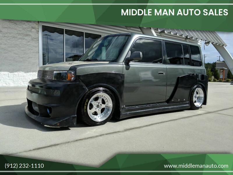 2004 Scion xB for sale at Middle Man Auto Sales in Savannah GA