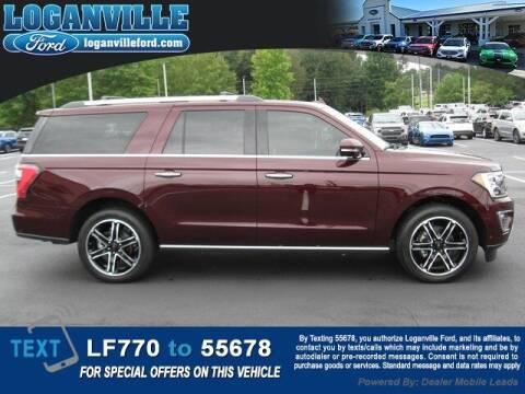 2020 Ford Expedition MAX for sale at Loganville Ford in Loganville GA