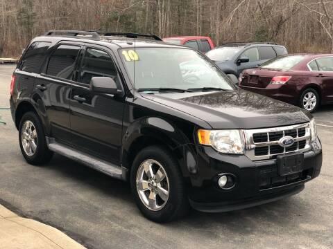 2010 Ford Escape for sale at Elite Auto Sales in North Dartmouth MA