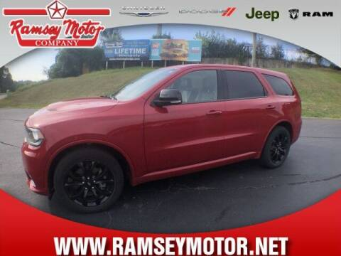 2019 Dodge Durango for sale at RAMSEY MOTOR CO in Harrison AR
