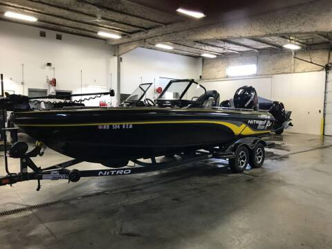 2018 NITRO ZV21 WT for sale at Tyndall Motors in Tyndall SD