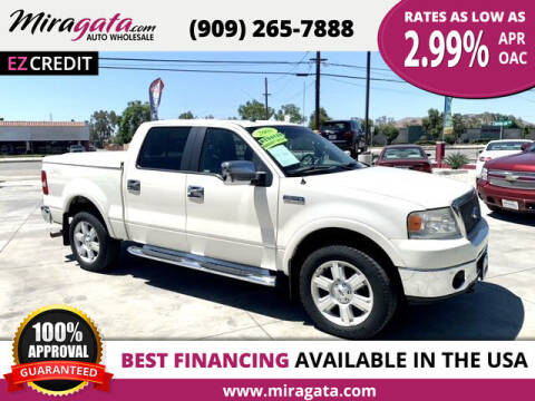 2008 Ford F-150 for sale at Miragata Auto in Bloomington CA