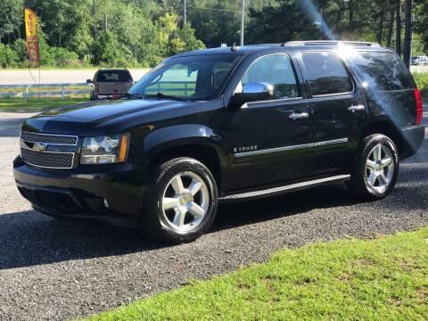 2009 Chevrolet Tahoe for sale at 912 Auto Sales in Douglas GA
