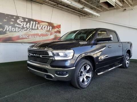 2019 RAM Ram Pickup 1500 for sale at SULLIVAN MOTOR COMPANY INC. in Mesa AZ