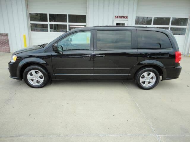 2012 Dodge Grand Caravan for sale at Quality Motors Inc in Vermillion SD