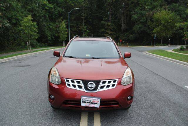 2012 Nissan Rogue for sale at Source Auto Group in Lanham MD