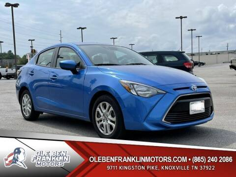 2018 Toyota Yaris iA for sale at Ole Ben Franklin Motors Clinton Highway in Knoxville TN