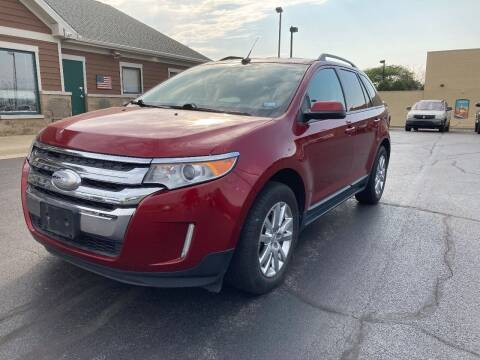 2013 Ford Edge for sale at Auto Outlets USA in Rockford IL