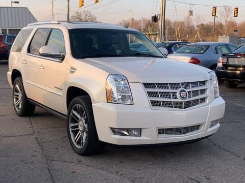 2012 Cadillac Escalade for sale at Silverline Motors in Grand Rapids MI