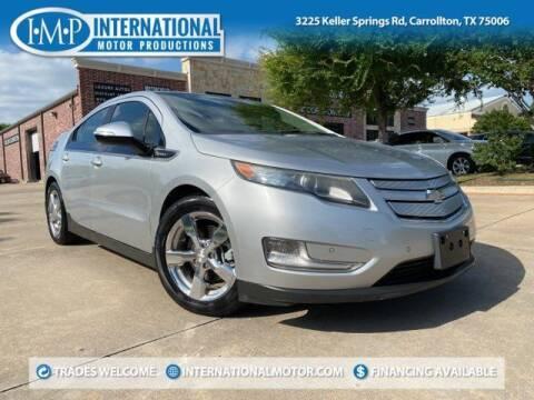 2011 Chevrolet Volt for sale at International Motor Productions in Carrollton TX