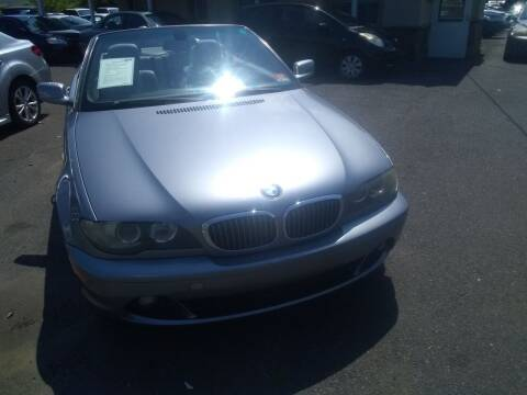 2004 BMW 3 Series for sale at Wilson Investments LLC in Ewing NJ