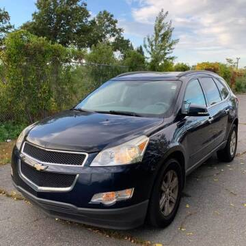 2011 Chevrolet Traverse for sale at JOANKA AUTO SALES in Newark NJ