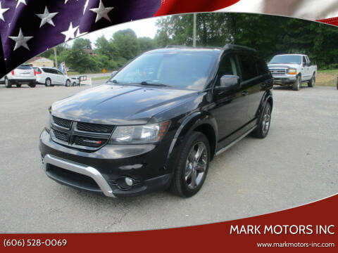 2015 Dodge Journey for sale at Mark Motors Inc in Gray KY