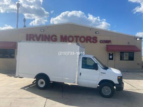 2014 Ford E-Series Chassis for sale at Irving Motors Corp in San Antonio TX