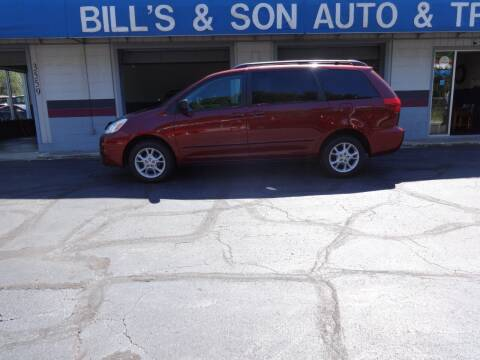 2004 Toyota Sienna for sale at Bill's & Son Auto/Truck Inc in Ravenna OH