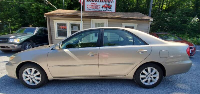 2002 Toyota Camry for sale at DriveRight Autos South York in York PA
