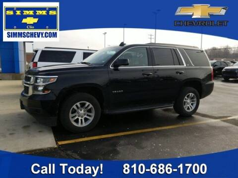 2019 Chevrolet Tahoe for sale at Aaron Adams @ Simms Chevrolet in Clio MI