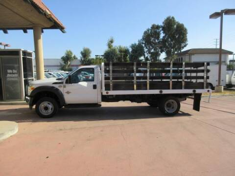 2015 Ford F-550 Super Duty for sale at Norco Truck Center in Norco CA