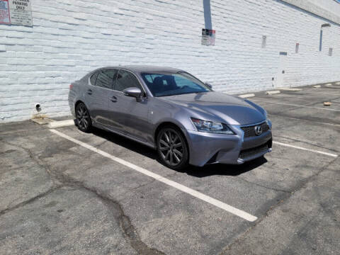 2015 Lexus GS 350 for sale at ADVANTAGE AUTO SALES INC in Bell CA