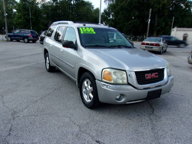 2005 GMC Envoy XUV for sale at Car Credit Auto Sales in Terre Haute IN