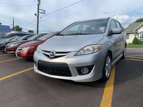 2008 Mazda MAZDA5 for sale at Ideal Cars in Hamilton OH