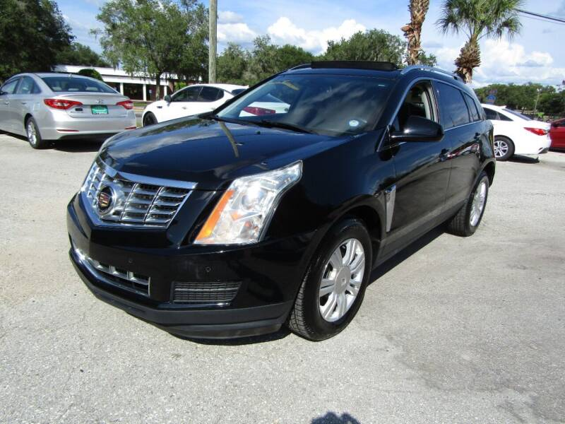 2016 Cadillac SRX for sale at S & T Motors in Hernando FL