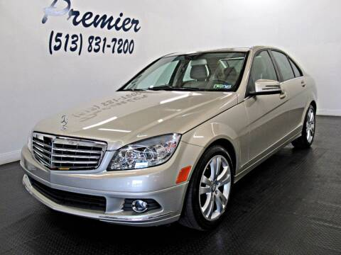 2011 Mercedes-Benz C-Class for sale at Premier Automotive Group in Milford OH