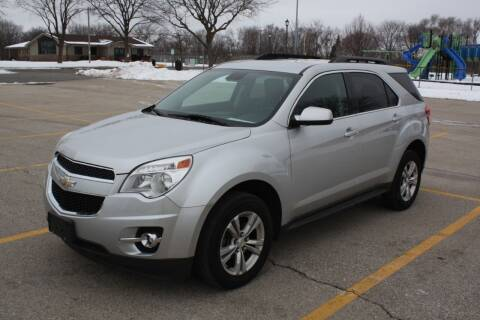2013 Chevrolet Equinox for sale at A-Auto Luxury Motorsports in Milwaukee WI