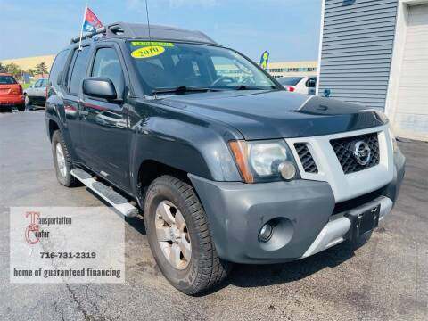 2010 Nissan Xterra for sale at Transportation Center Of Western New York in Niagara Falls NY