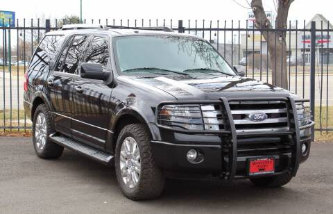 2011 Ford Expedition for sale at Avanesyan Motors in Orem UT