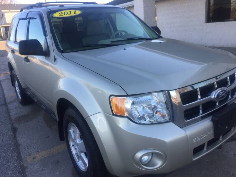 2011 Ford Escape for sale at Great Lakes Auto Import in Holland MI