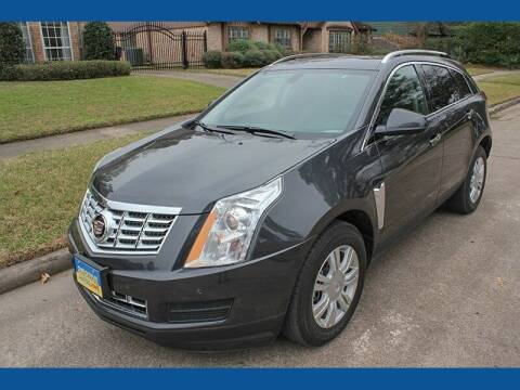 2015 Cadillac SRX for sale at Amazon Autos in Houston TX