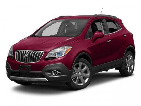 2013 Buick Encore for sale at J T Auto Group in Sanford NC