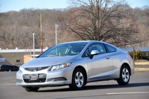 2013 Honda Civic for sale at T CAR CARE INC in Philadelphia PA