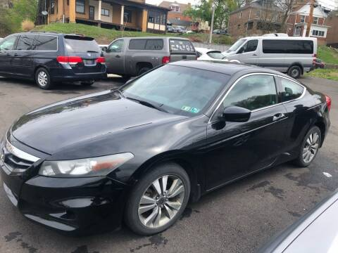 2012 Honda Accord for sale at Fellini Auto Sales & Service LLC in Pittsburgh PA