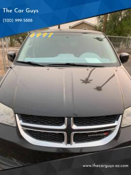 2013 Dodge Grand Caravan for sale at The Car Guys in Tucson AZ