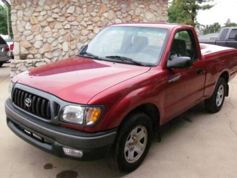2004 Toyota Tacoma for sale at CANTWEIGHT CLASSICS in Maysville OK